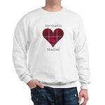 Heart - MacCoul Sweatshirt
