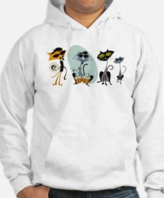 Cool Cats and Kits Jumper Hoody