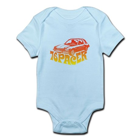 76 Pacer Infant Bodysuit