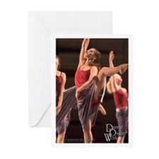 """""""Rouge"""" Greeting Cards (Pk of 10)"""