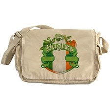 Hughes Shield Messenger Bag