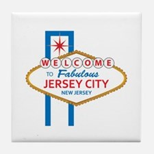 Welcome to Jersey CIty Tile Coaster