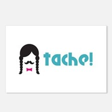 Tache Postcards (Package of 8)
