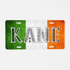 Kane Shield Aluminum License Plate