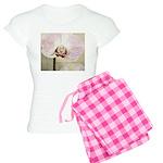 Pink Orchid Petal Women's Light Pajamas