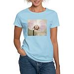 Pink Orchid Petal Women's Light T-Shirt
