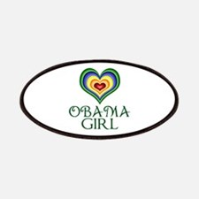 Obama Girl Patches