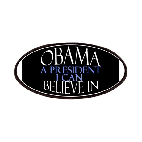 Believe in Obama Patches