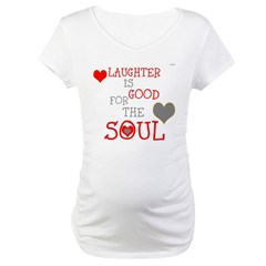 OYOOS Laughter Good for the Soul Shirt