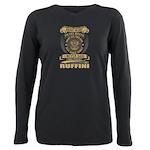 GRANDMAS HOUSE Jr. Ringer T-Shirt