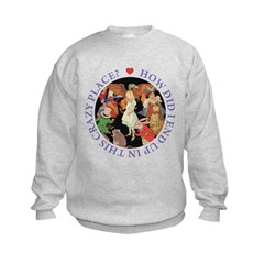 In This Crazy Place Sweatshirt