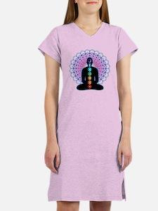 Chakras Women's Nightshirt