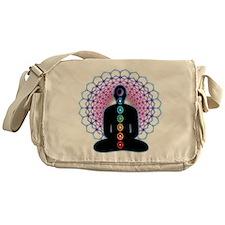 Chakras Messenger Bag