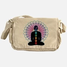 Chakras Messenger Bag