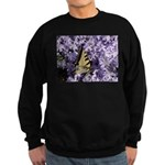 Swallowtail Phlox Sweatshirt (dark)