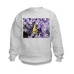 Swallowtail Phlox Kids Sweatshirt