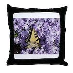 Swallowtail Phlox Throw Pillow