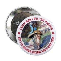 """I Knew Who I Was 2.25"""" Button (100 pack)"""