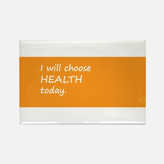 CHOOSE HEALTH > magnet