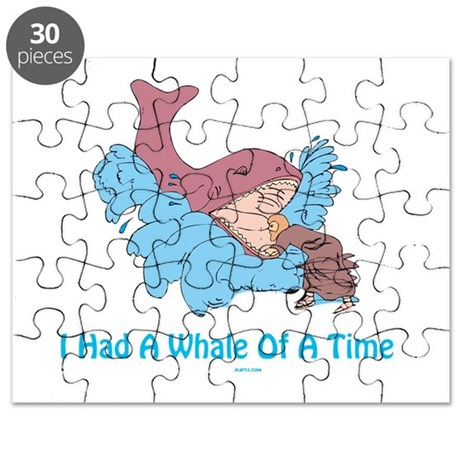 Whale of a Time Jonah Puzzle