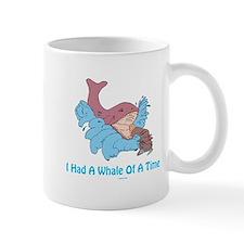 Whale of a Time Jonah Mug