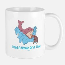 Whale of a Time Jonah Mug