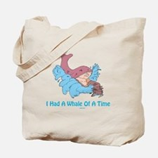 Whale of a Time Jonah Tote Bag