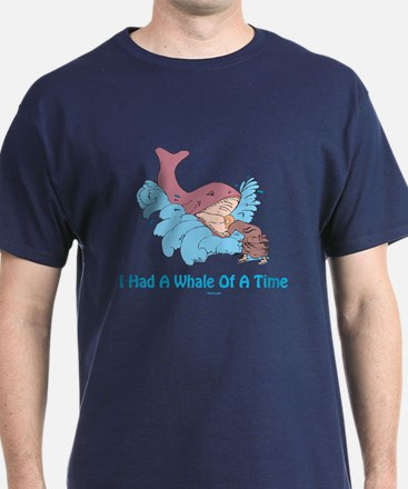 Whale of a Time Jonah T-Shirt
