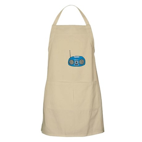 Apron- with boombox