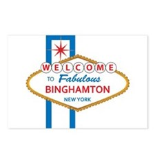 Welcome to Binghamton Postcards (Package of 8)