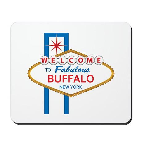 Welcome to Buffalo Mousepad