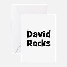 David Rocks Greeting Cards (Pk of 10)