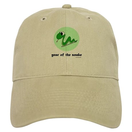 Year of the Snake (kids) Cap