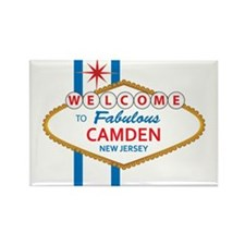 Welcome to Camden Rectangle Magnet