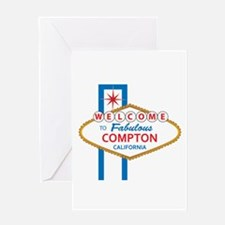 Welcome to Compton Greeting Card