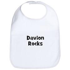 Davion Rocks Bib