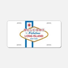 Welcome to Long Island Aluminum License Plate