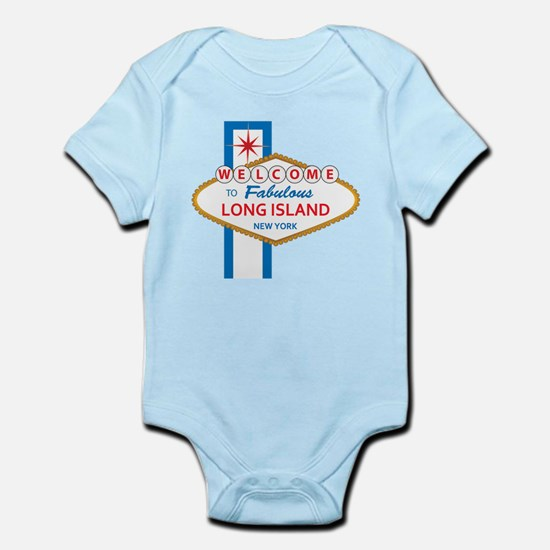 Welcome to Long Island Infant Bodysuit