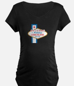 Welcome to Long Island T-Shirt