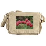 Tulips Messenger Bag