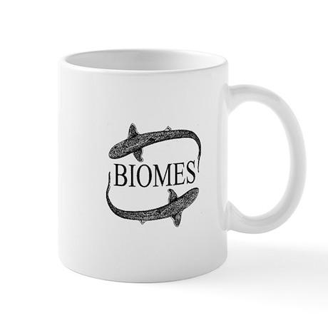 Biomes Mug