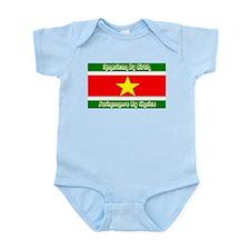 American/Black by birth, Surinamese By Choice Infa