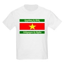 American/Black by birth, Surinamese By Choice T-Shirt