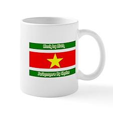 American/Black by birth, Surinamese By Choice Mug