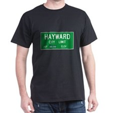 Hayward City Limits T-Shirt