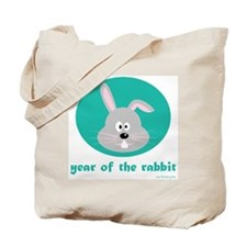 Year of the Rabbit (kids) Tote Bag