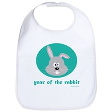 Year of the Rabbit (kids) Bib