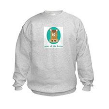 Year of the Horse (kids) Sweatshirt