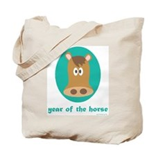 Year of the Horse (kids) Tote Bag
