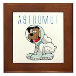 Astromut Sr.'s Framed Tile